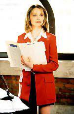 Calista Flockhart (Ally McBeal)